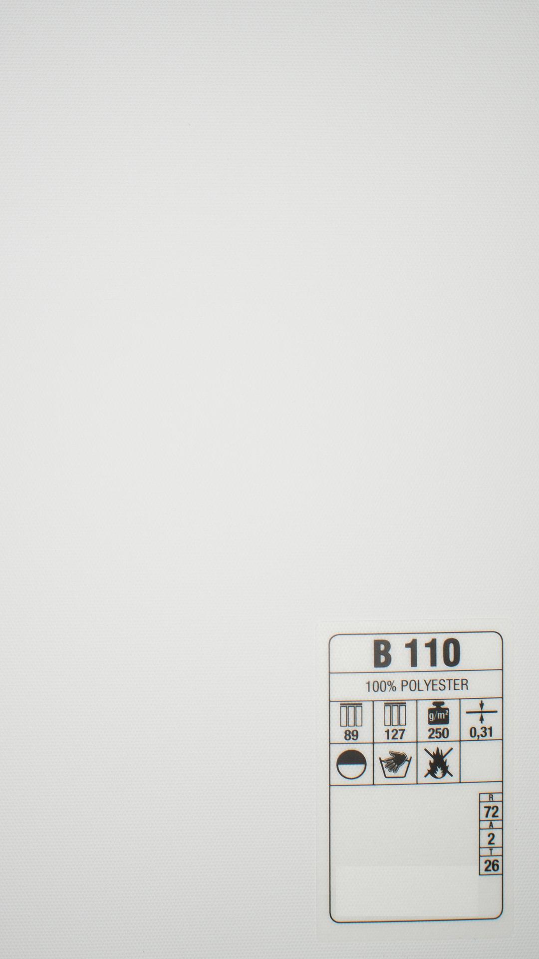 B 110