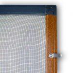 mocowanie rygiel moskitiery ramkowej