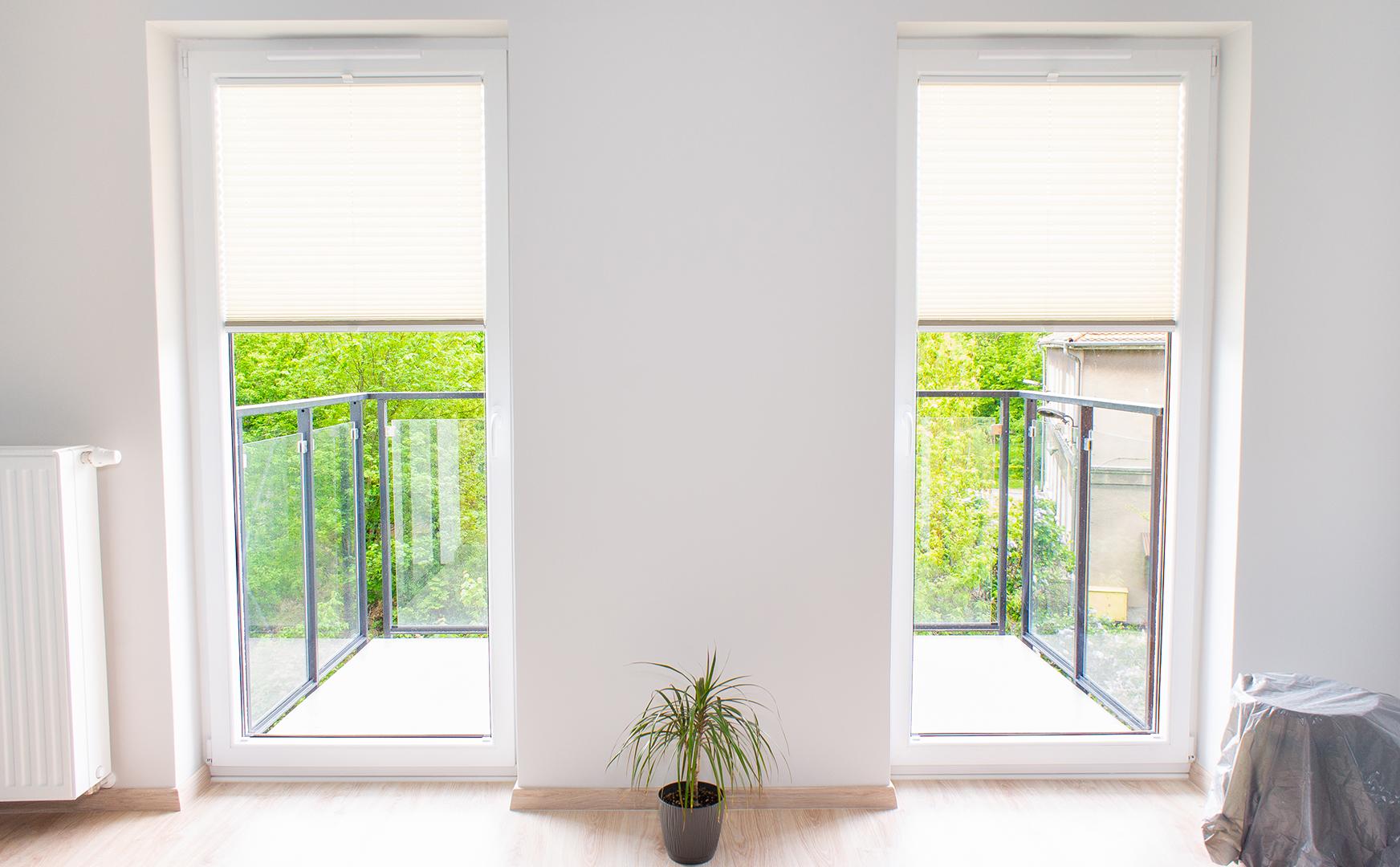 plisy balkonowe poznań